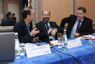At the Price-Dynamics conference, Banque de France October 2009