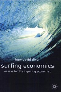 Cover of Surfing Economics by Huw Dixon